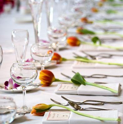 svadobna vyzdoba tulipany