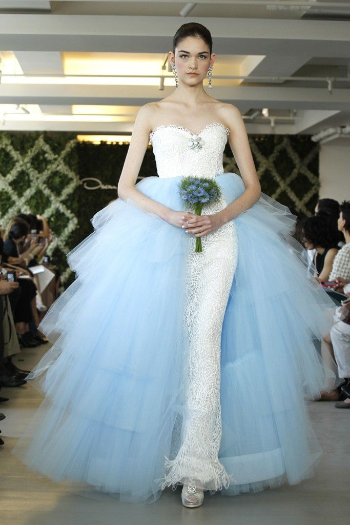 svadobne saty trend 2013 modre